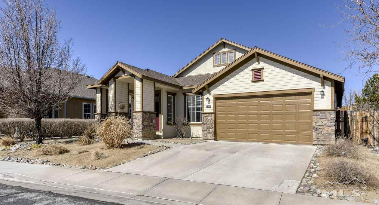 Image for 1413 Wessex Circle, Reno, NV 89503-1501