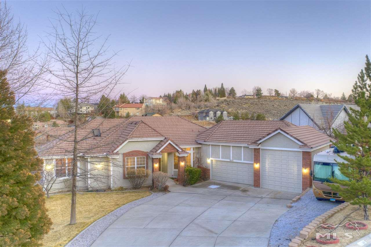 Image for 1826 Three Mile Drive, Reno, NV 89509-3993