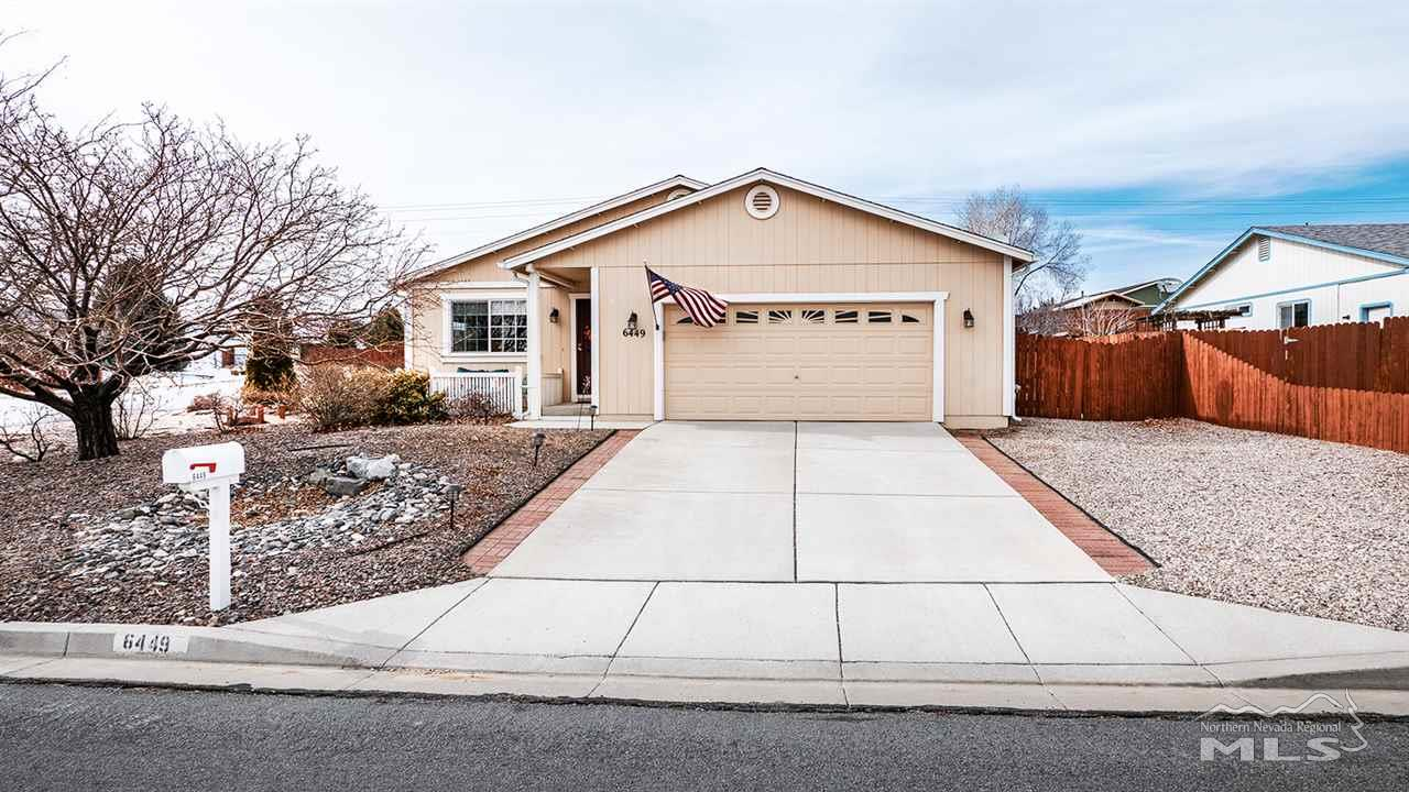 Image for 6449 Caddo, Sun Valley, NV 89433-6651