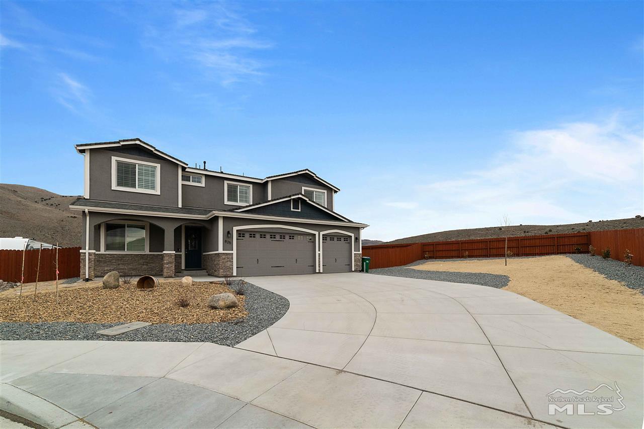 Image for 825 Tohakum, Reno, NV 89508