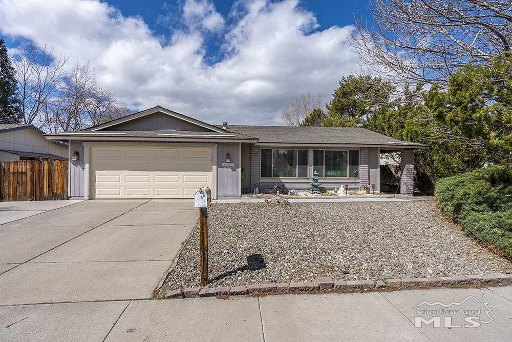 Image for 3861 Amador Way, Reno, NV 89502