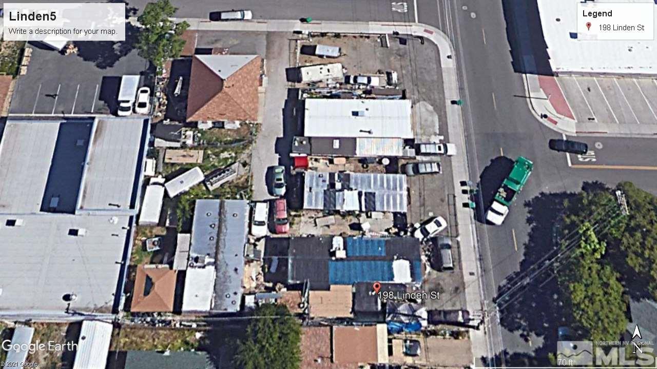 Image for 190/198 Linden, Reno, NV 89502-3748