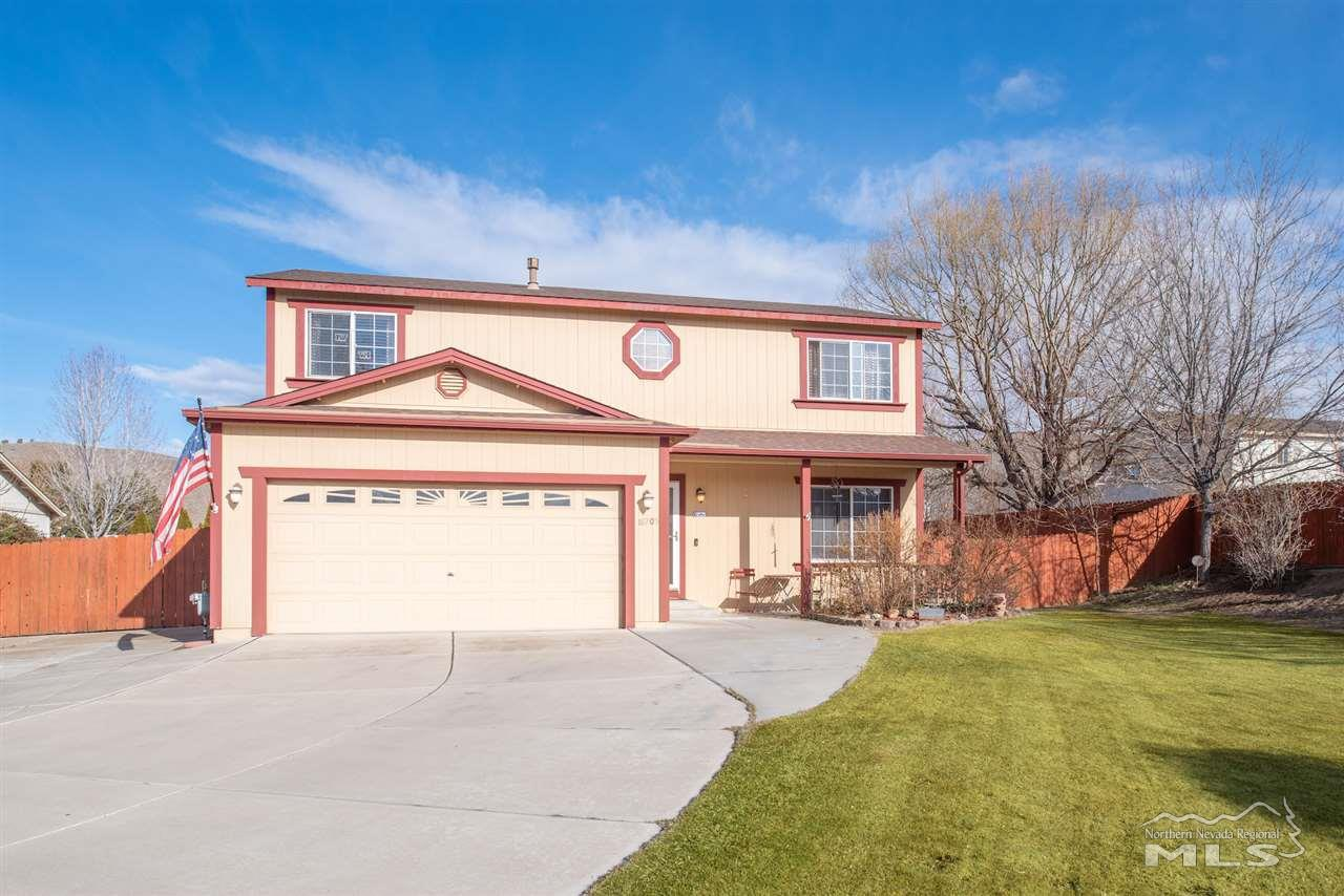 Image for 18205 Fontana Court, Reno, NV 89508-5035