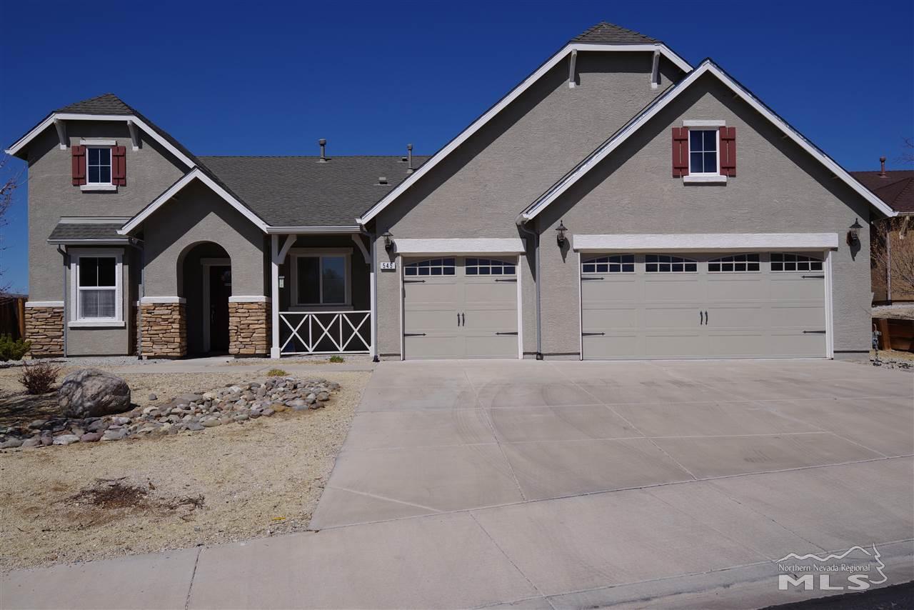 Image for 545 Sun Mesa, Sun Valley, NV 89433-5608