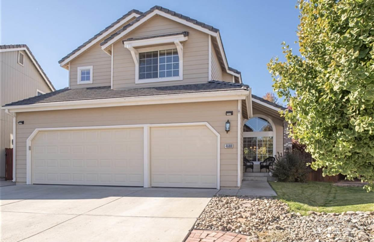 Image for 4688 Hydepark Court, Reno, NV 89502