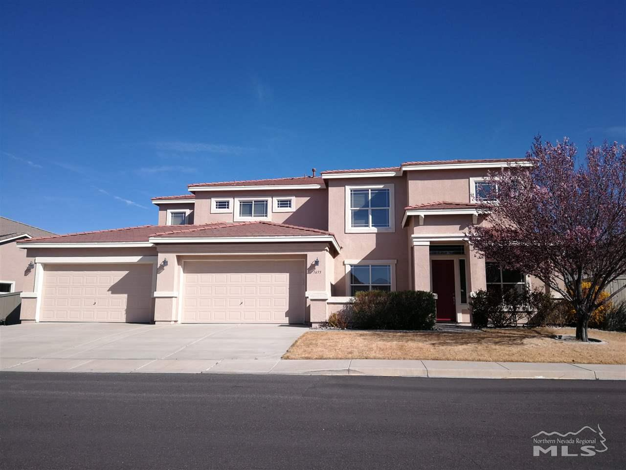 Image for 1655 Crater Ct., Reno, NV 89521