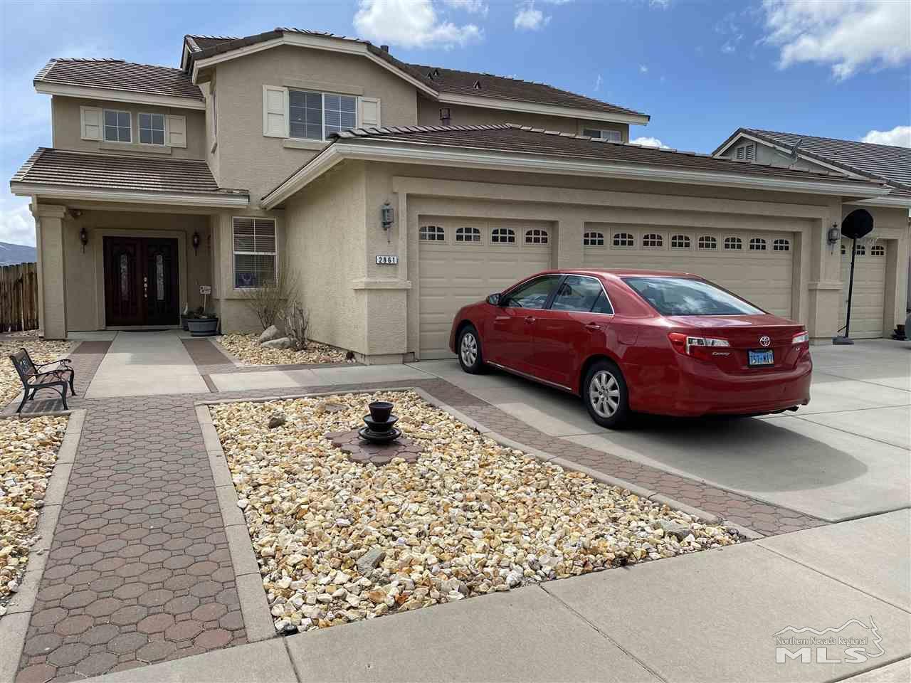 Image for 2861 Sunline, Reno, NV 89523-2140