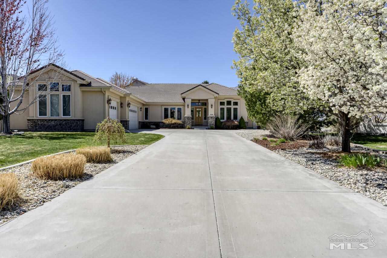 Image for 5406 HIDDEN VALLEY CT, Reno, NV 89502-9571