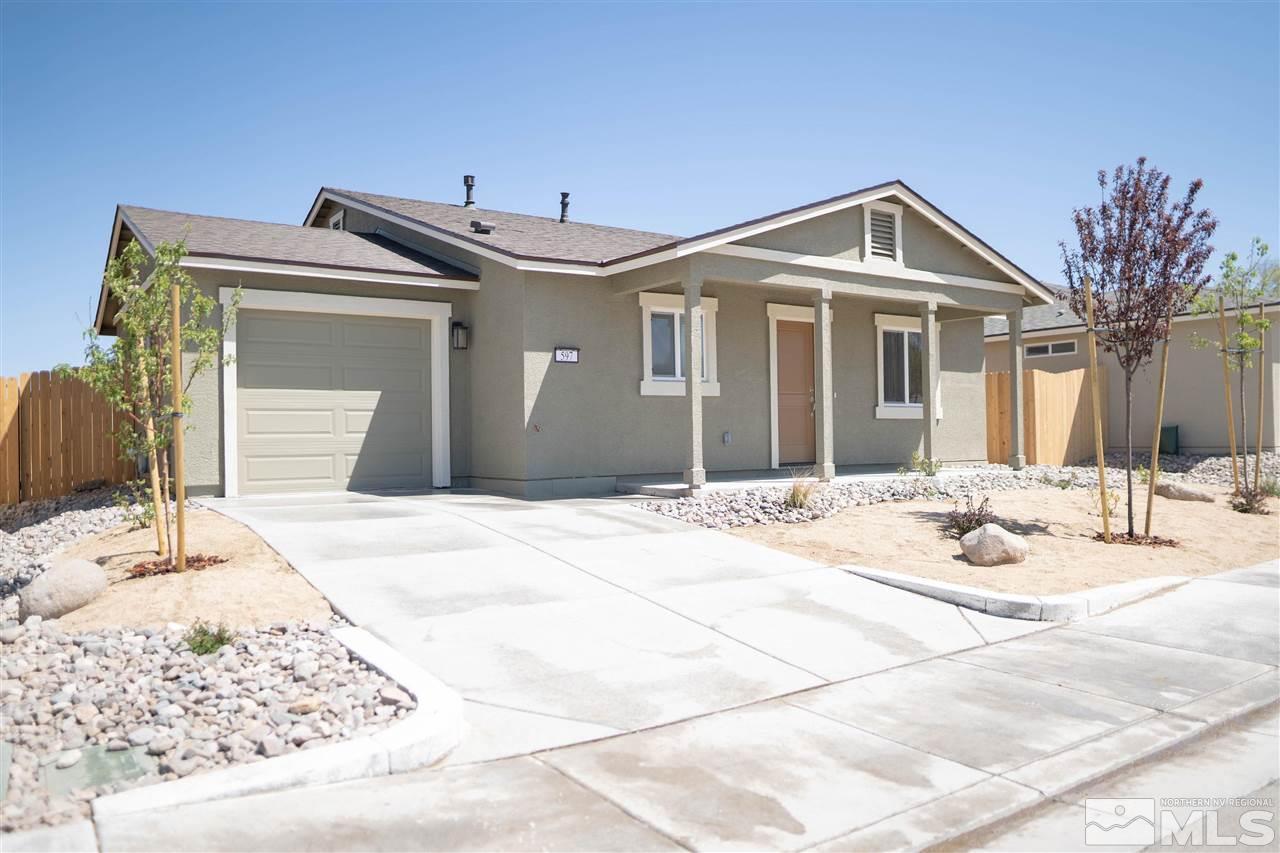 Image for 597 GABBS DR, Reno, NV 89506