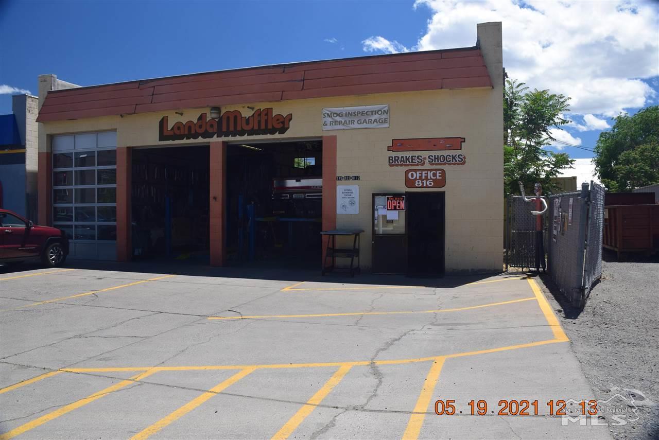 Image for 816 E 4th Street, Reno, NV 89512