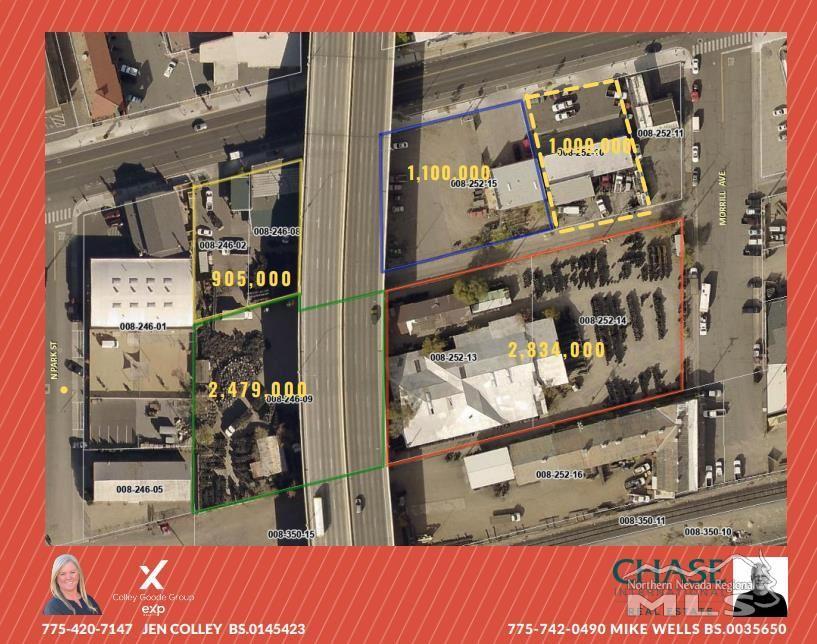 Image for 350 N Park Street, Reno, NV 89512