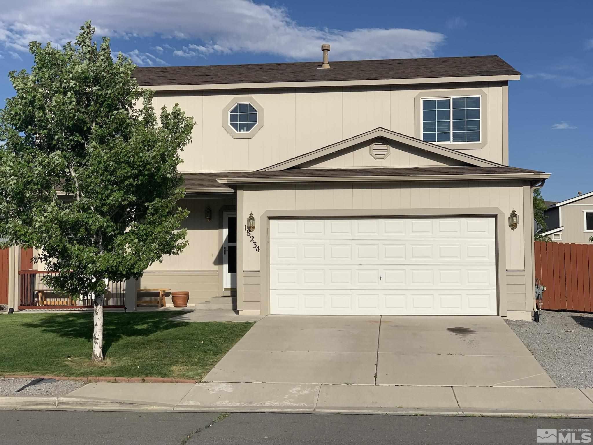 Image for 18234 Oakbrook Lane, Reno, NV 89508-4026