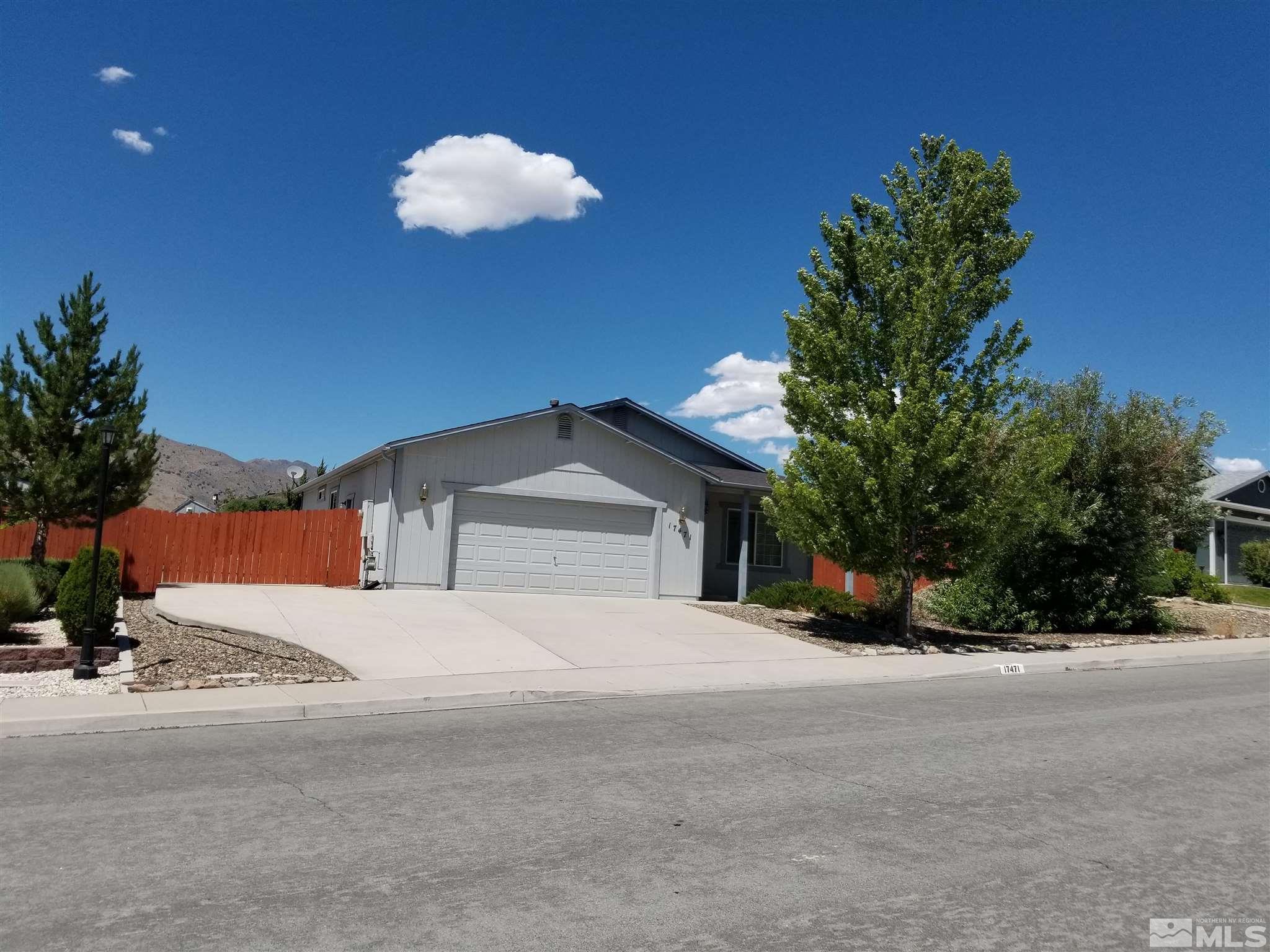 Image for 17471 Desert Lake Dr, Reno, NV 89508