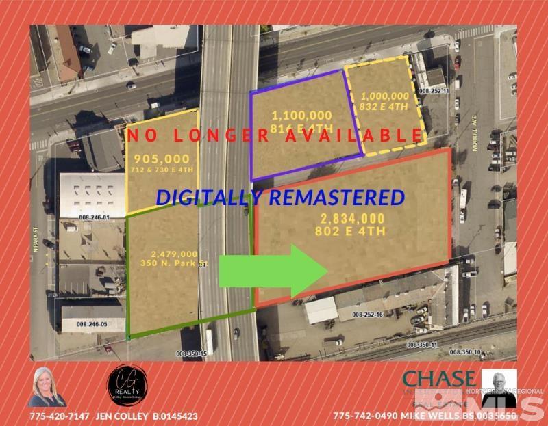 Image for 802 E 4th Street, Reno, NV 89512