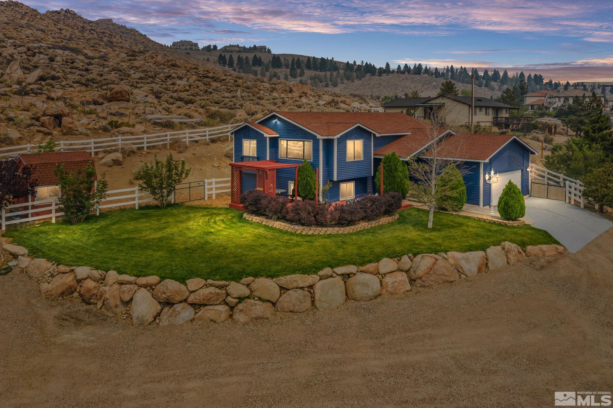 Image for 8465 Doretta Lane, Reno, NV 89523