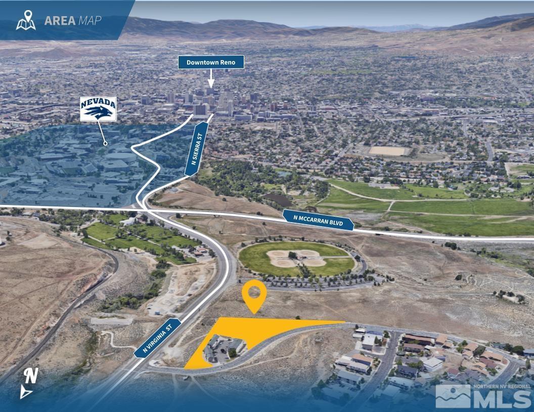 Image for 0 Moraine Way, Reno, NV 89503