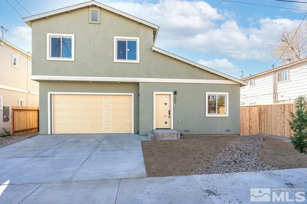 Image for 509 Burns St, Reno, NV 89502-2517