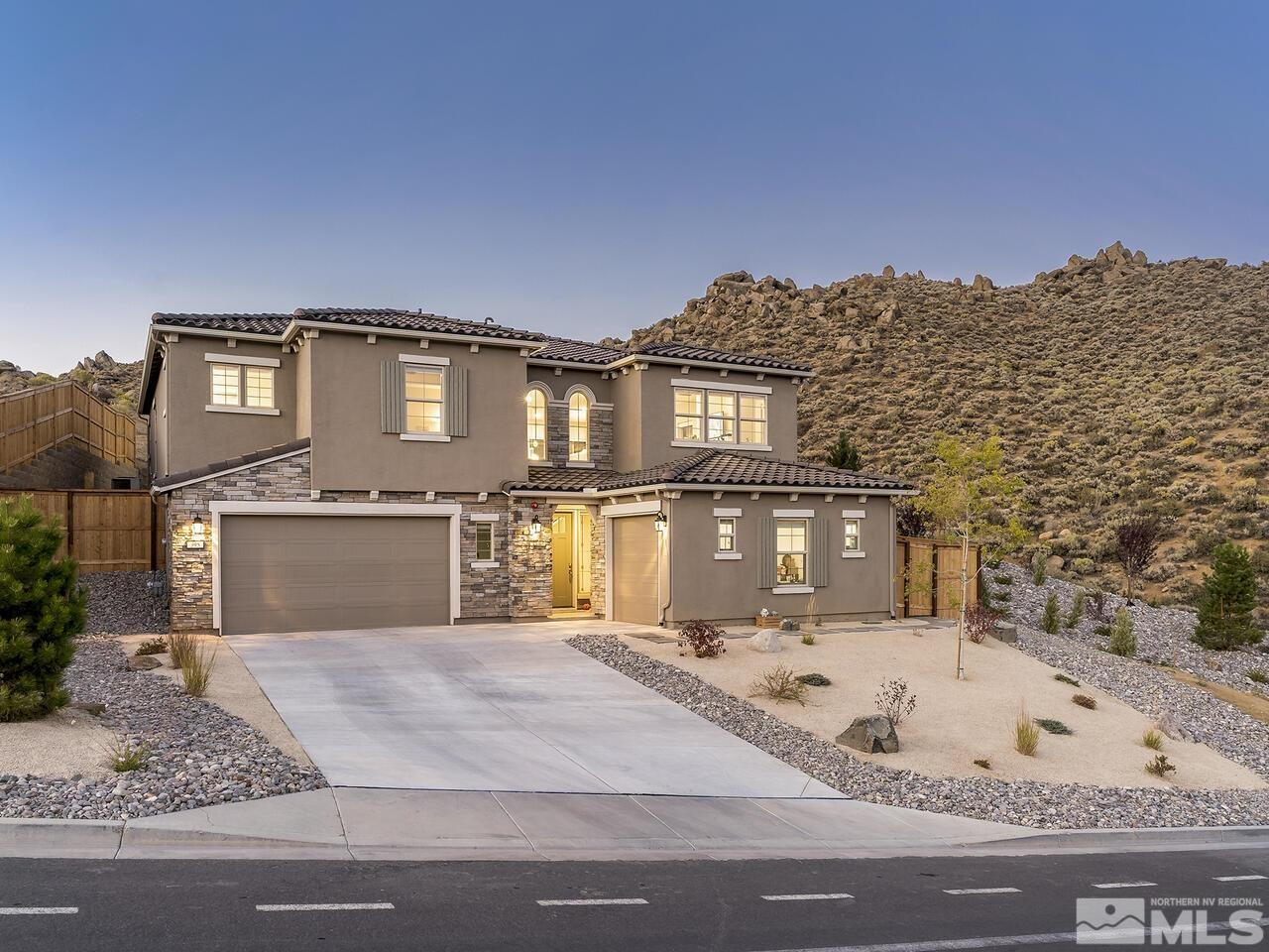 Image for 395 Gooseberry Drive, Reno, NV 89523-9748