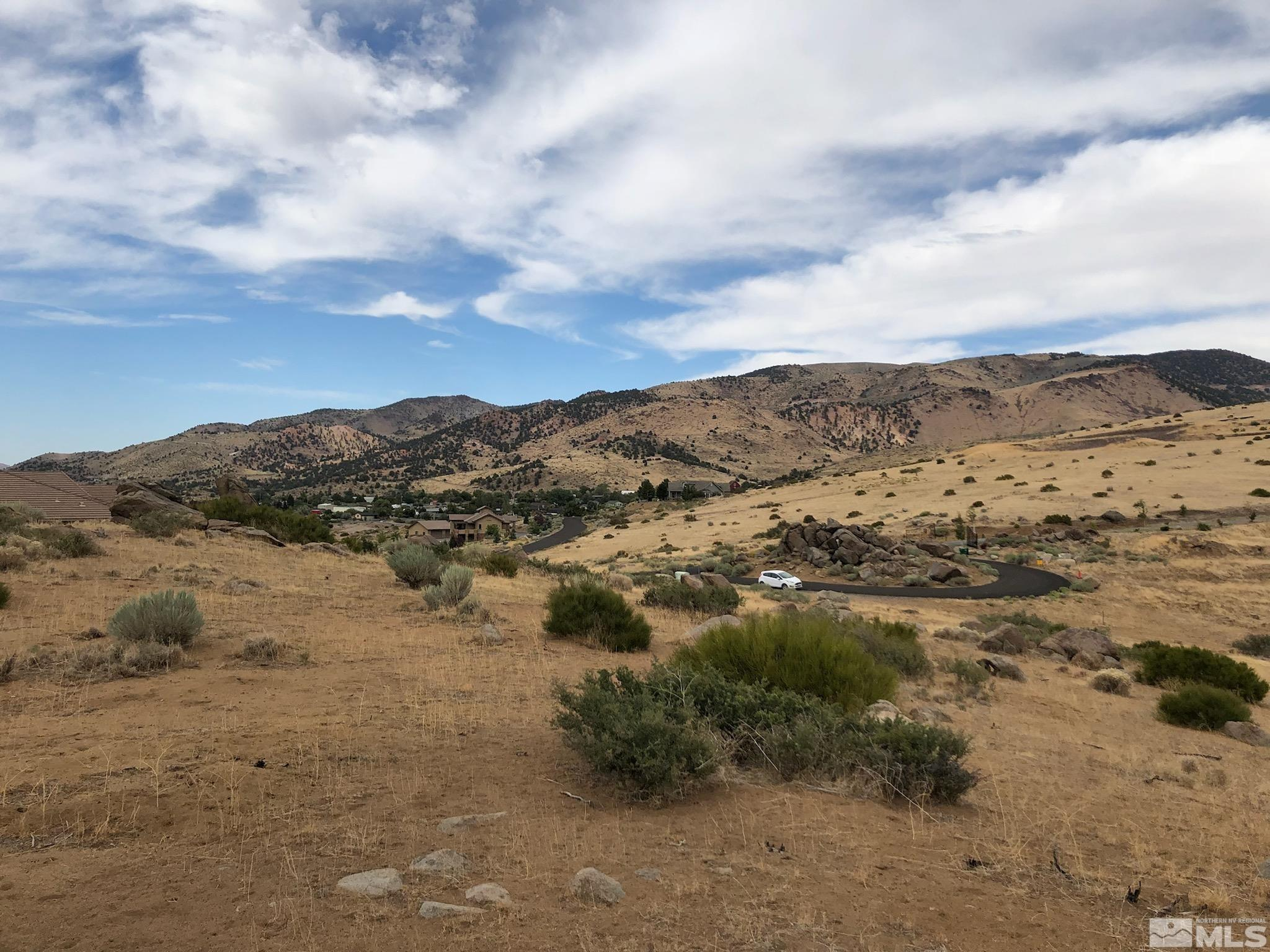 Image for 0 Majestic View Drive, Reno, NV 89521