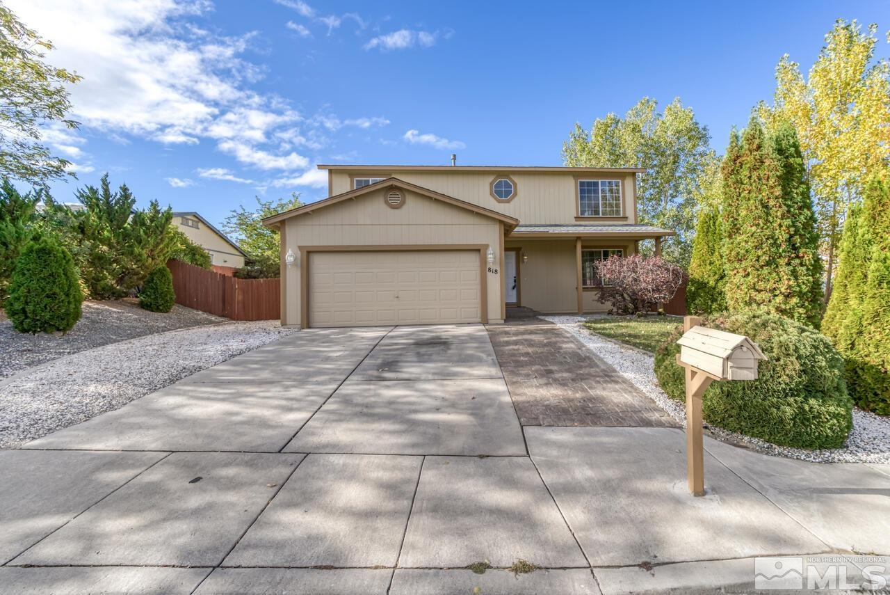 Image for 818 Tradewinds Ct, Sun Valley, NV 89433