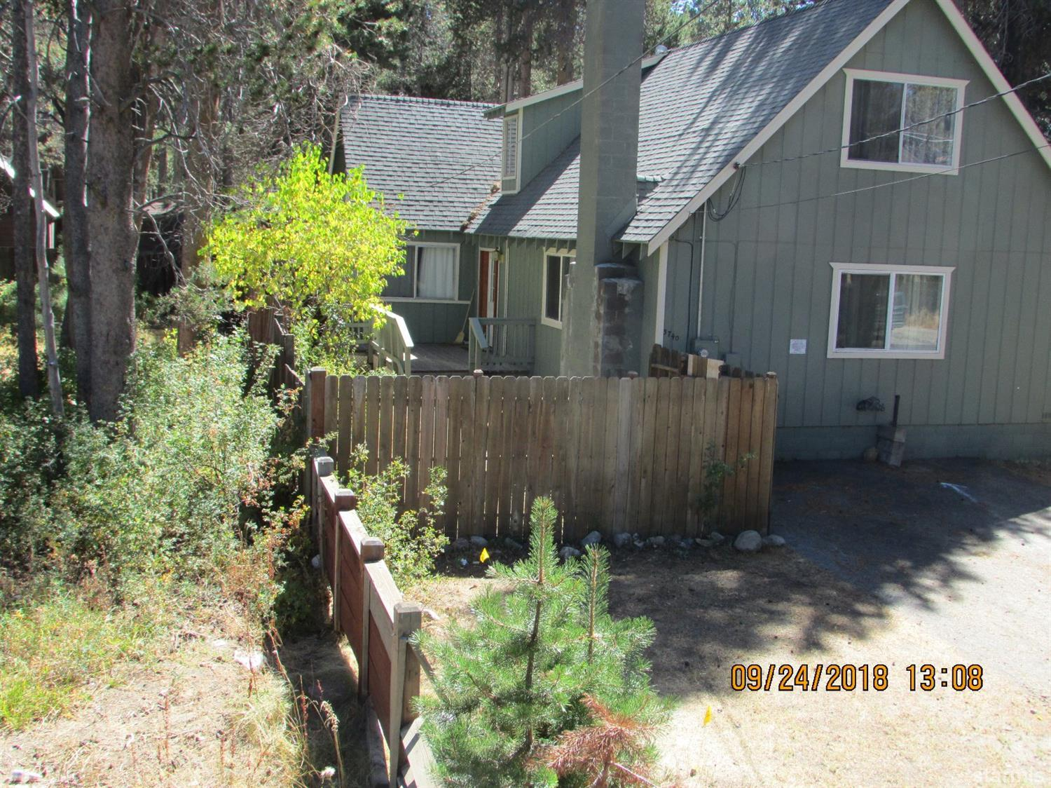Image for 3740 Forest Avenue, South Lake Tahoe, CA 96150