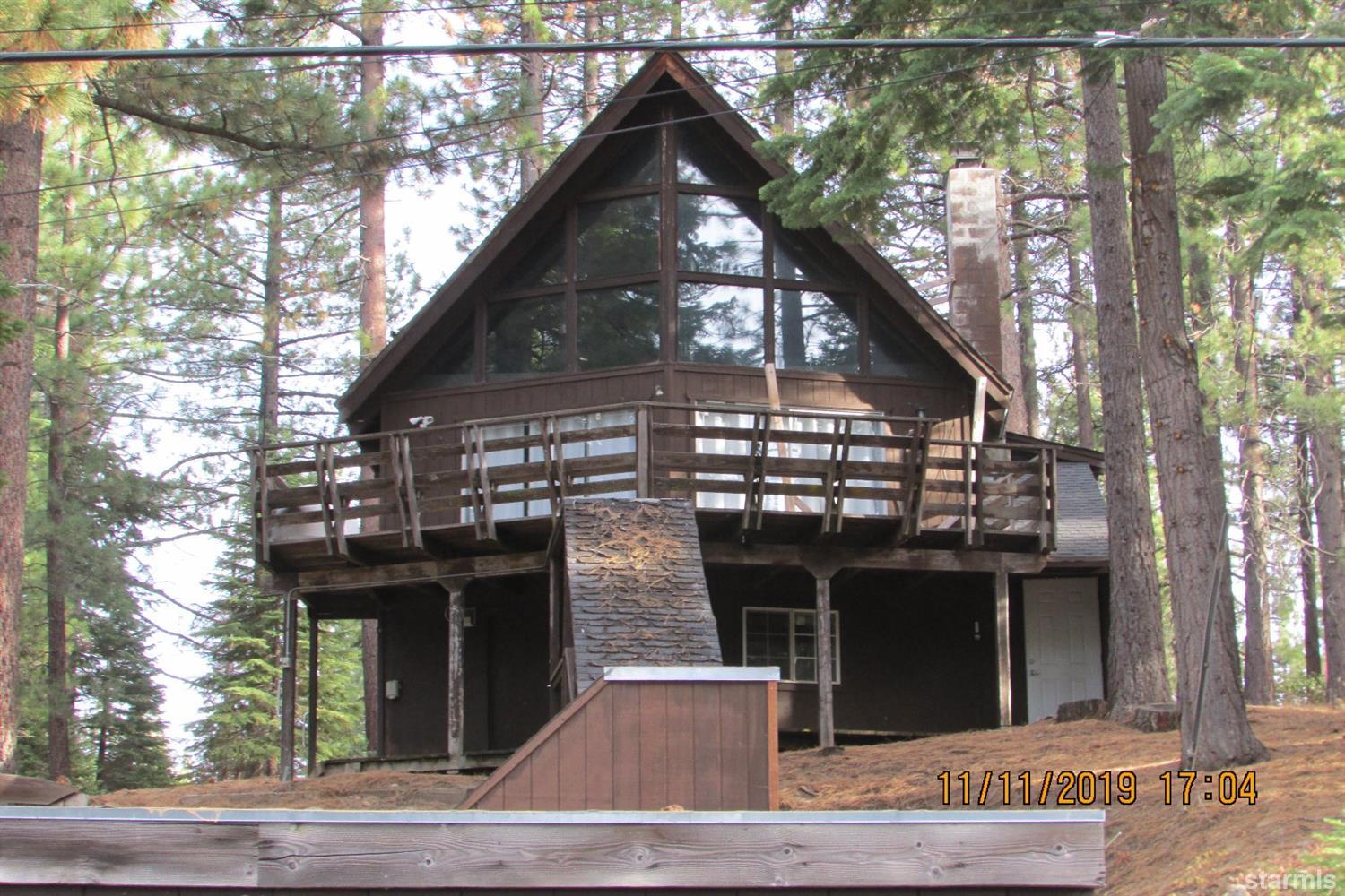 Image for 1431 Skyline Drive, South Lake Tahoe, CA 96150