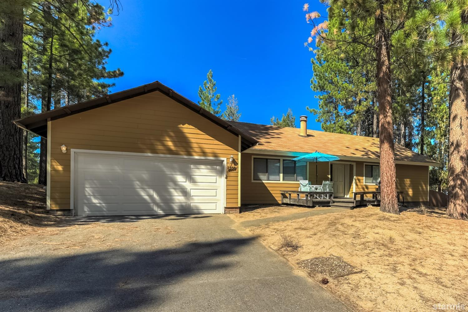 Image for 1508 Friant Drive, South Lake Tahoe, CA 96150
