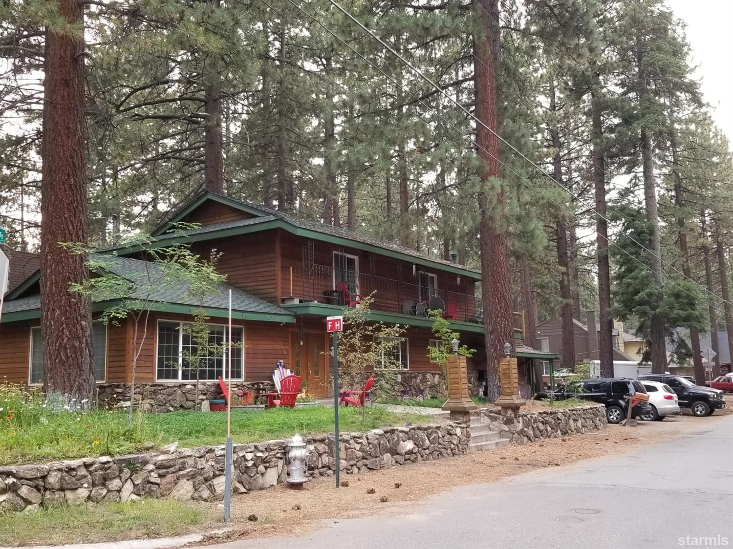 Image for 806 Clement Street, South Lake Tahoe, CA 96150