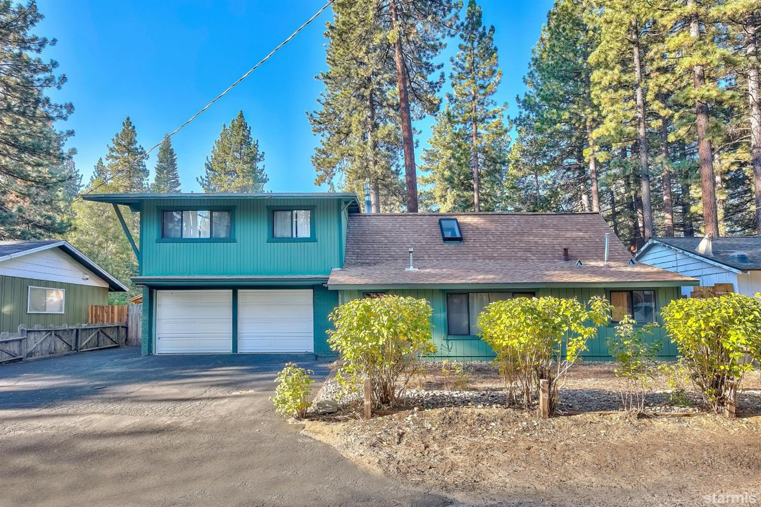 Image for 864 Rainbow Drive, South Lake Tahoe, CA 96150