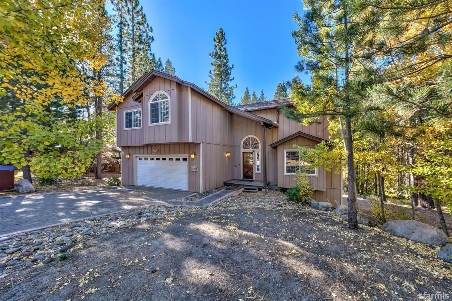 Image for 2416 Cattlemans Trail, South Lake Tahoe, CA 96150