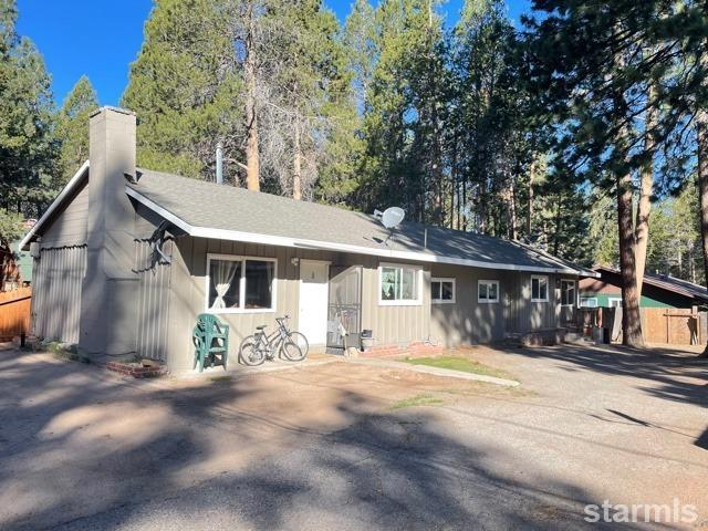 Image for 3695 Spruce Avenue, South Lake Tahoe, CA 96150