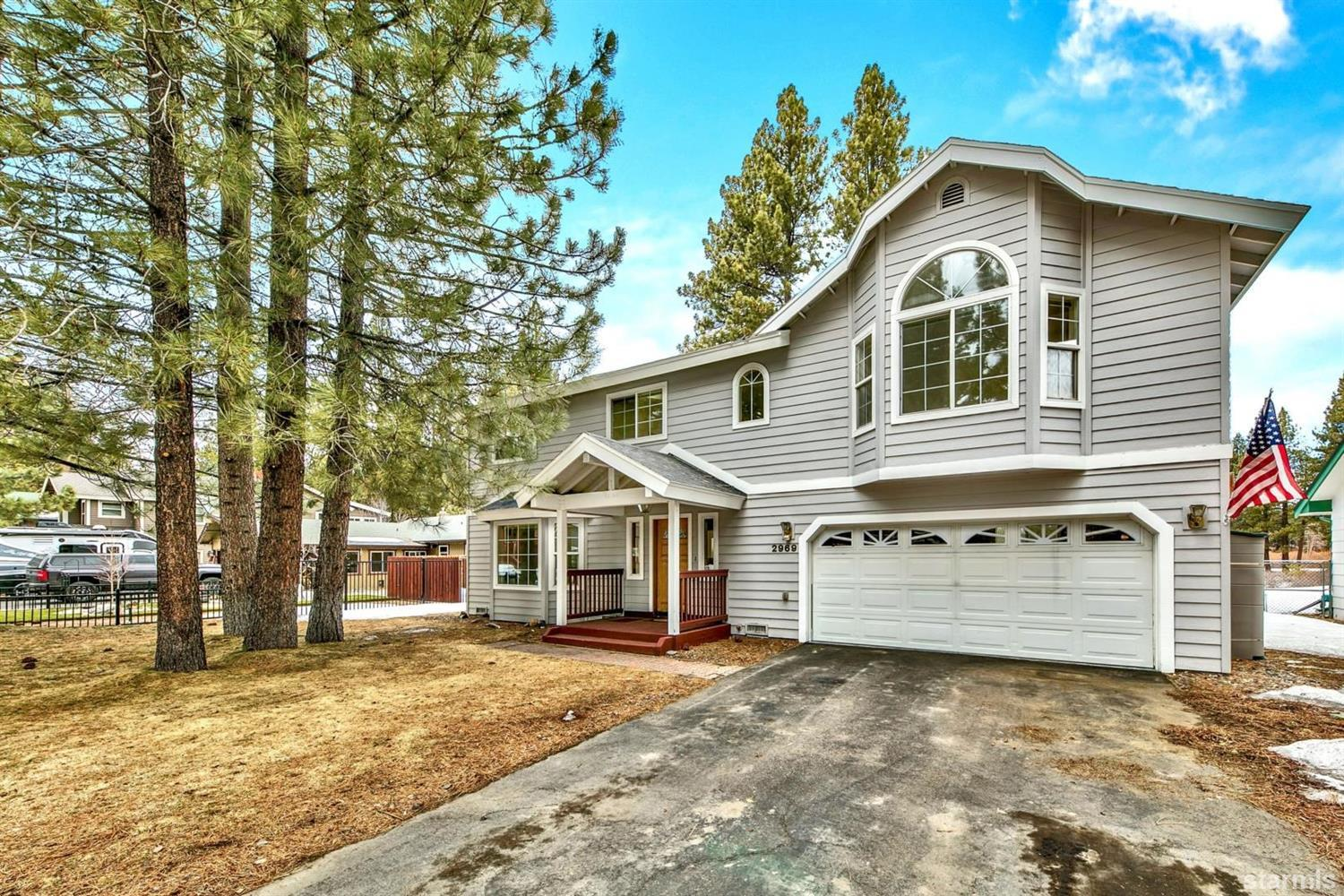 Image for 2969 Springwood Drive, South Lake Tahoe, CA 96150