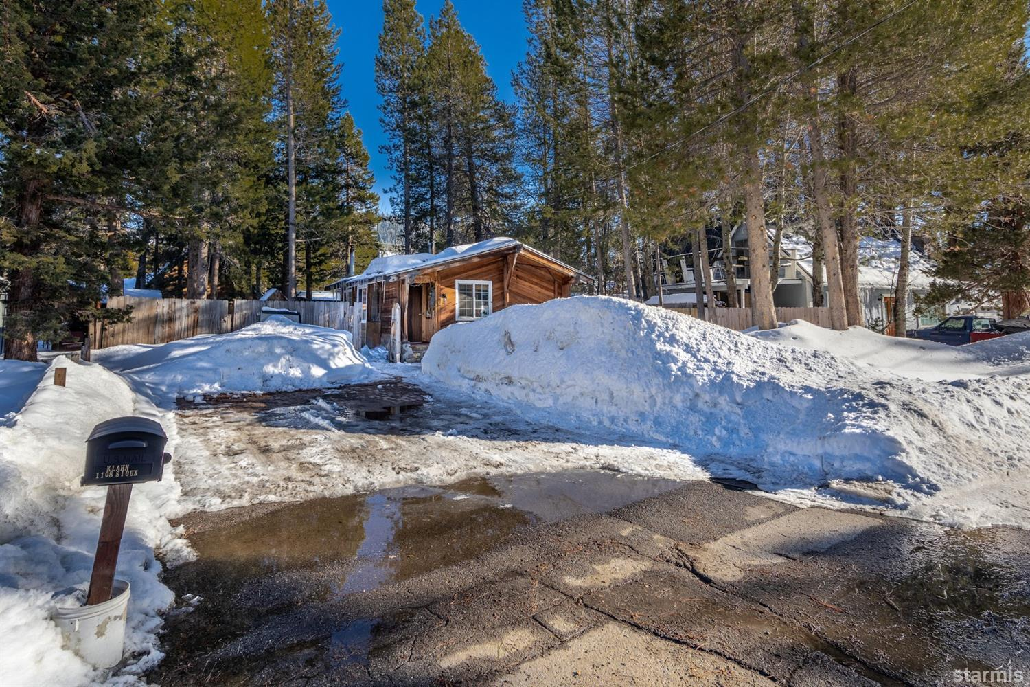 Image for 1108 Sioux Street, South Lake Tahoe, CA 96150