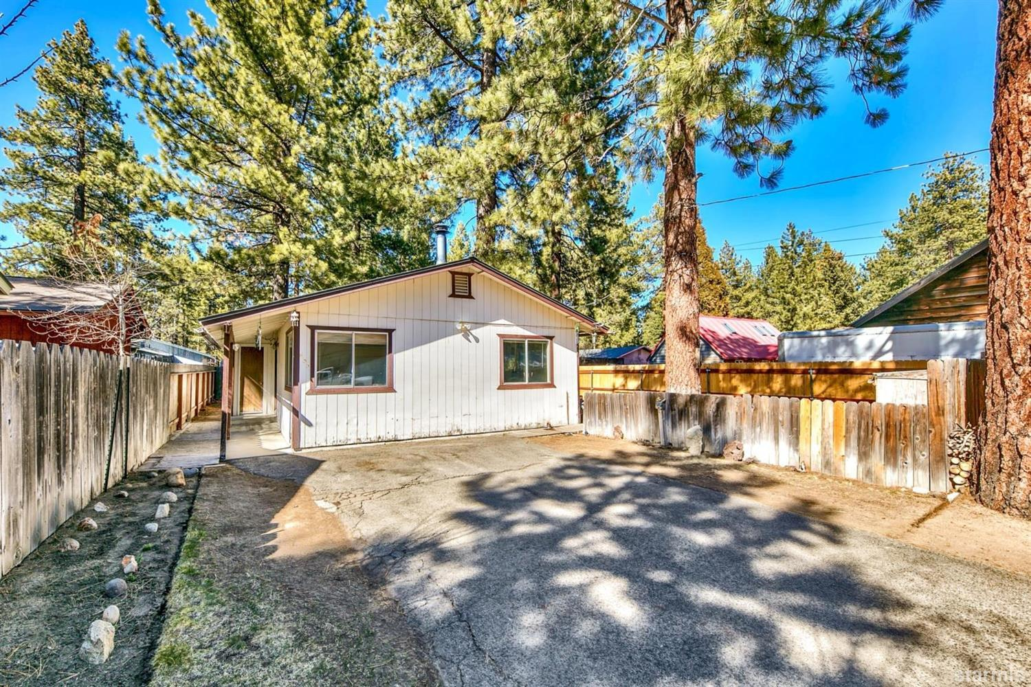 Image for 833 Tallac Avenue, South Lake Tahoe, CA 96150