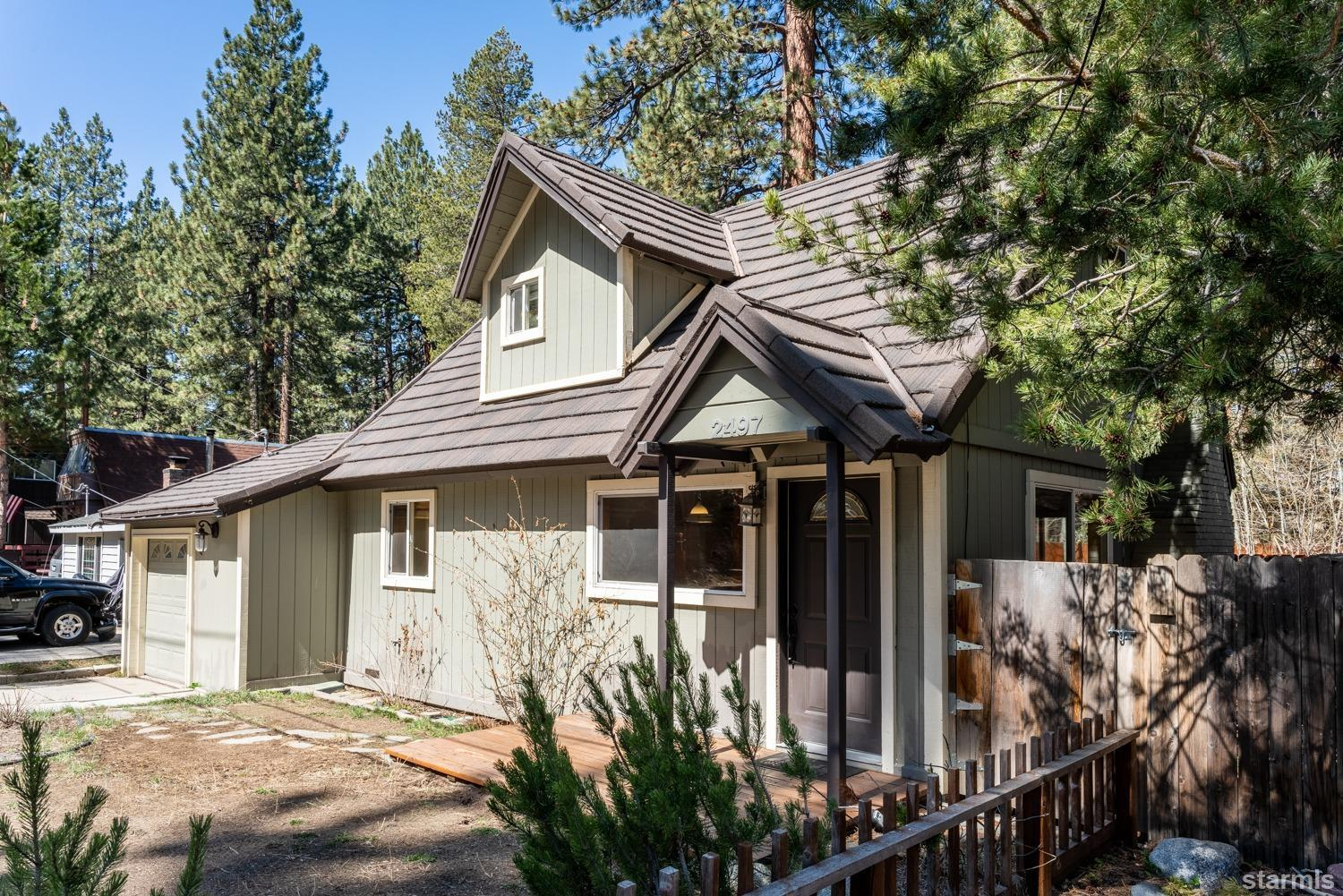 Image for 2497 William Avenue, South Lake Tahoe, CA 96150