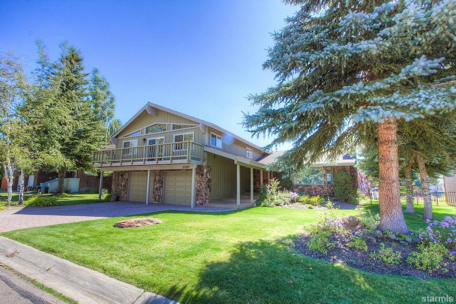 Image for 2240 White Sands Drive, South Lake Tahoe, CA 96150