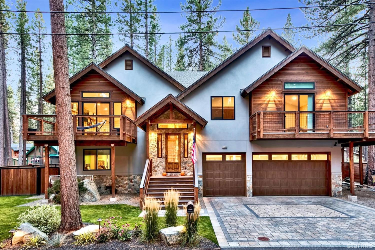 Image for 1496 Horace Greeley Avenue, South Lake Tahoe, CA 96150