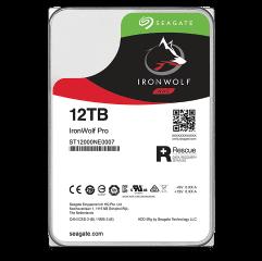 12TB IronWolf Pro