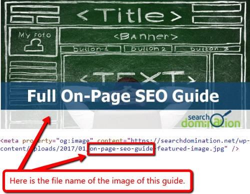 image file title sample