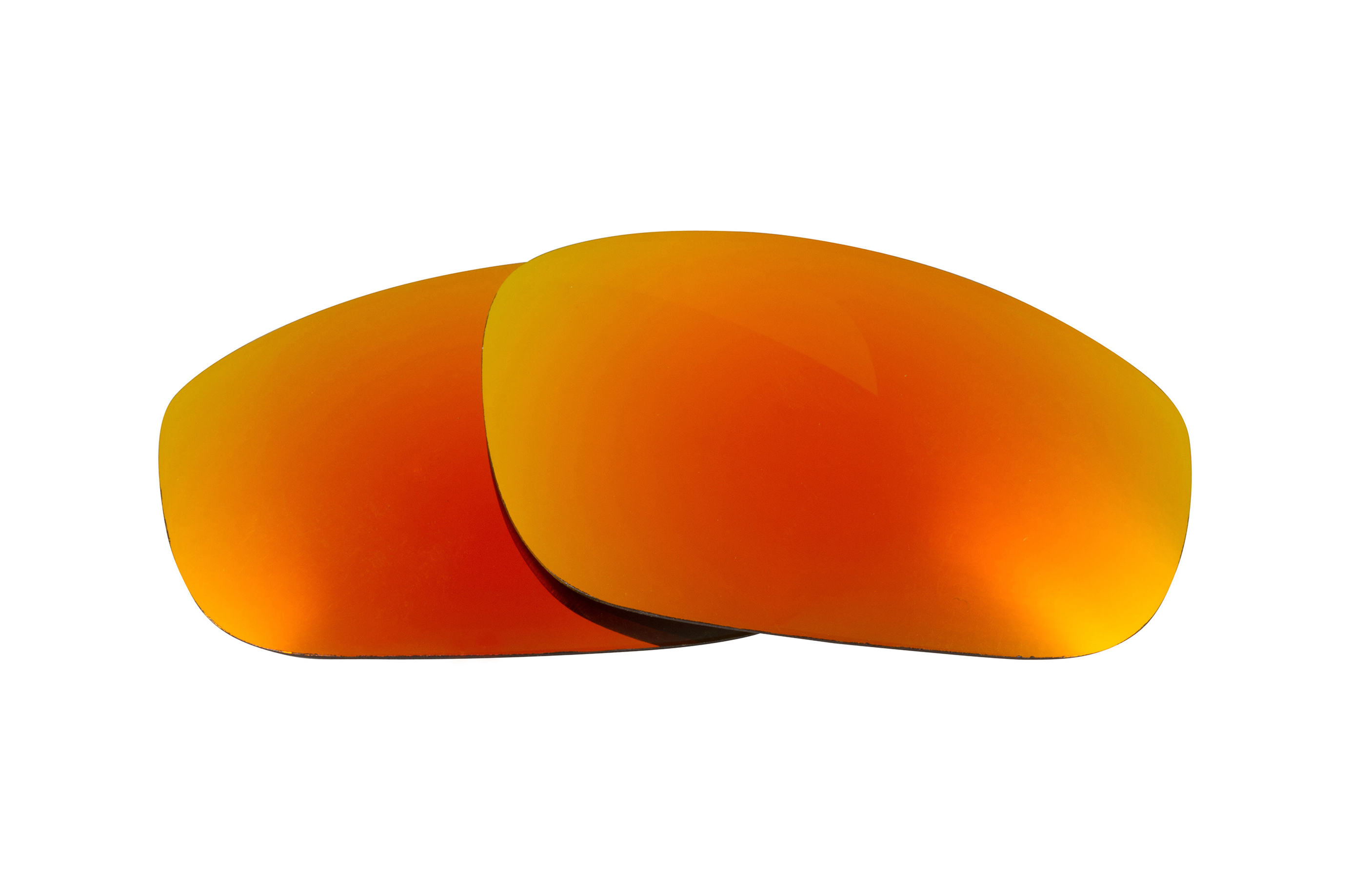 Best SEEK Polarized Replacement Lenses Oakley FIVES 2.0 Fire Red ...