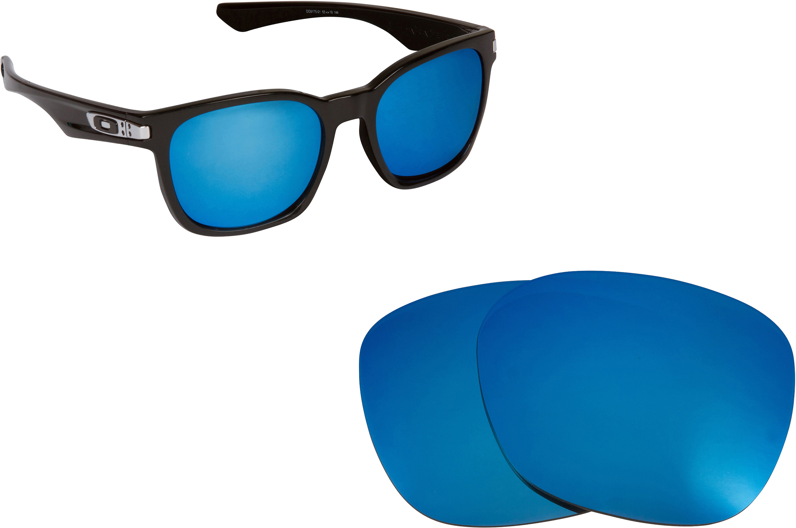 24d60211ab Details about Garage Rock Replacement Lenses by SEEK OPTICS to fit OAKLEY  Sunglasses