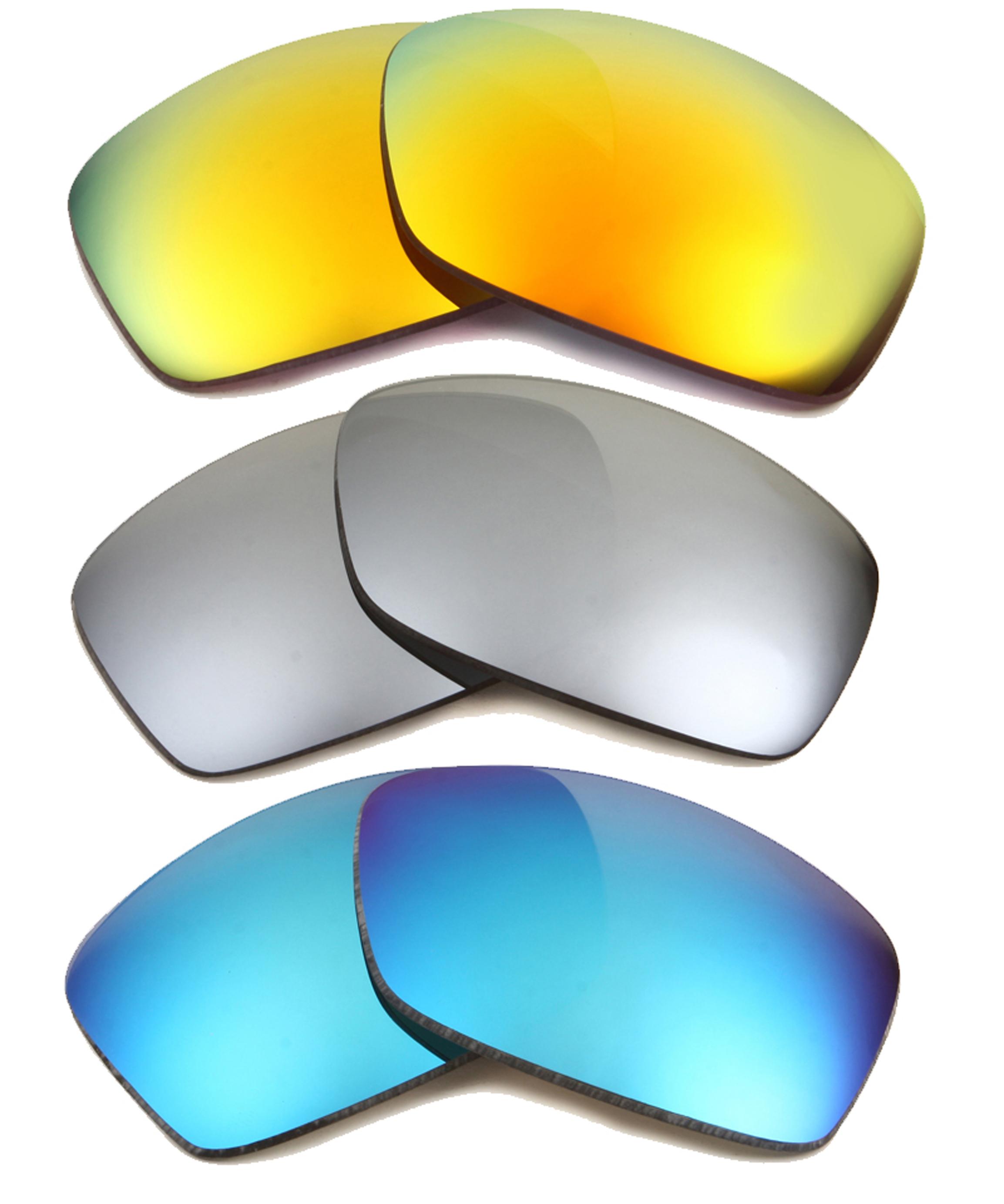 51917dae69 Oakley HIJINX - Polarized REVO Yellow Mirror