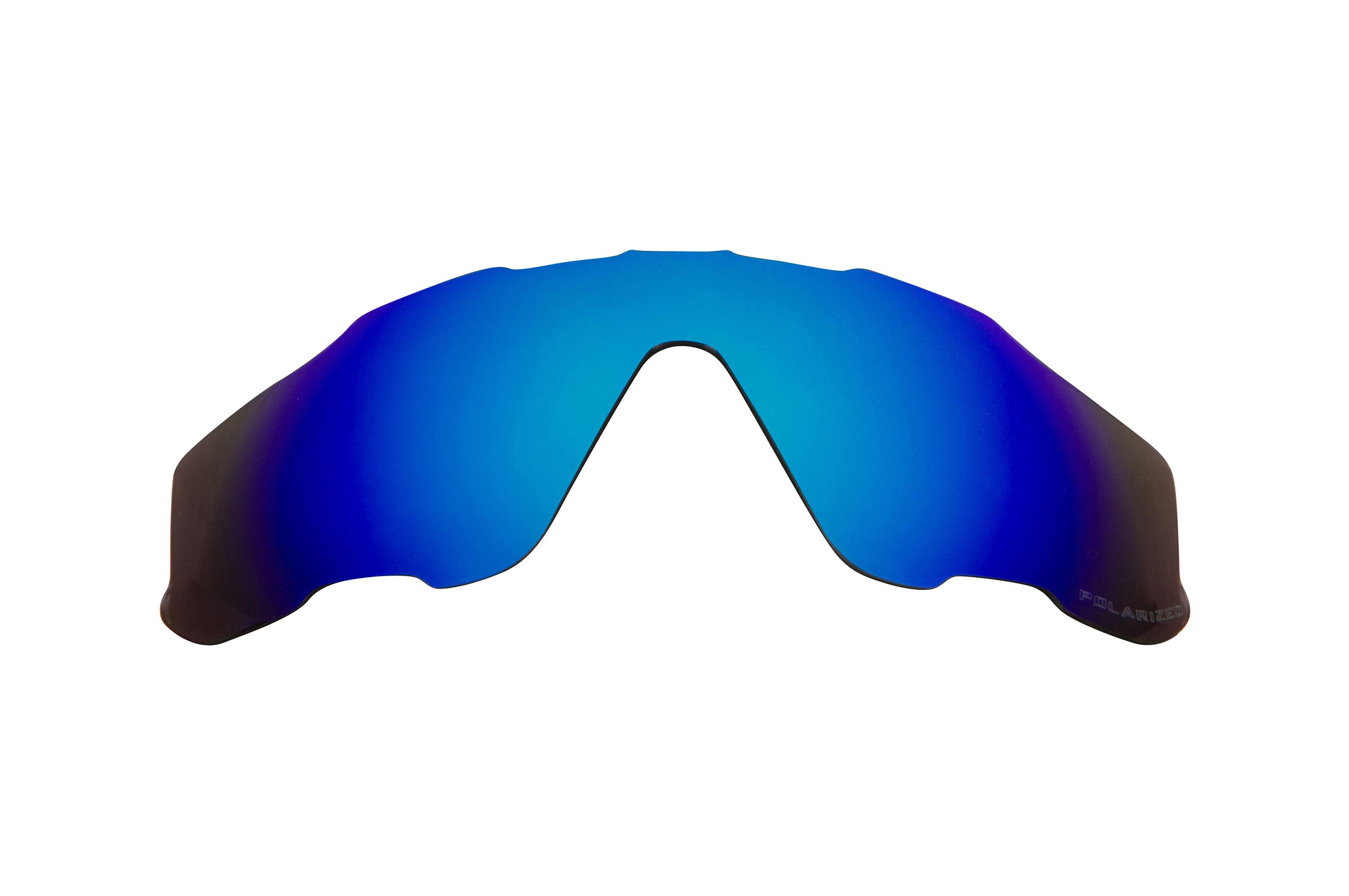 3857348d33 Seek Polarized Replacement Lenses Oakley Jawbreaker Asian Fit Blue ...