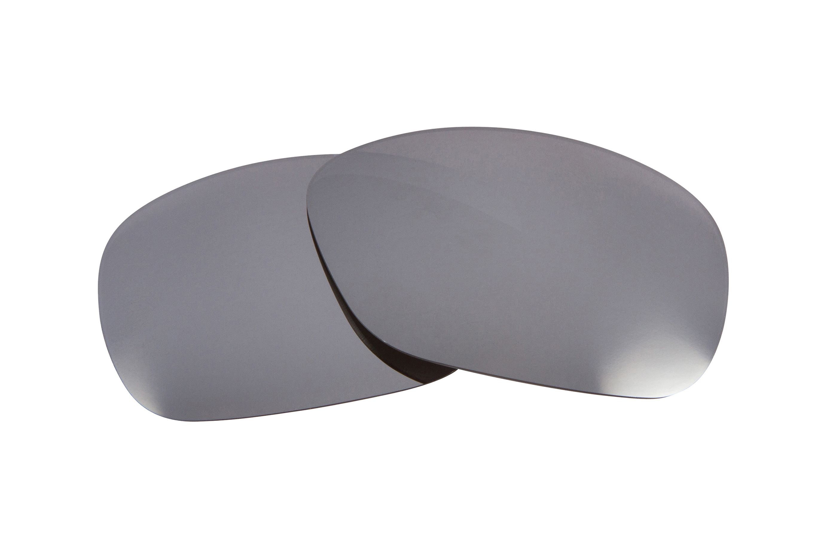 e93dbc810f C-Wire Replacement Lenses Polarized Silver Mirror by SEEK fits OAKLEY  Sunglasses