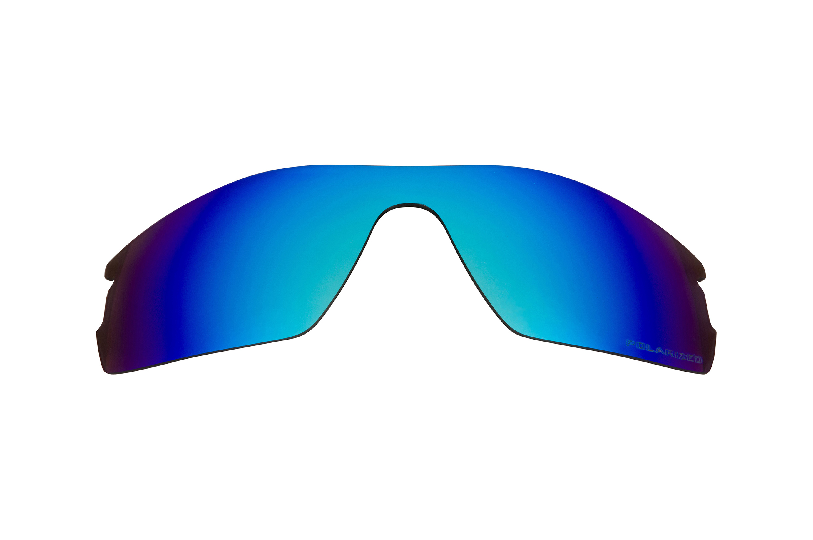 98a73faa94 Seek Polarized Replacement Lenses for Oakley Radar Pitch Blue Mirror ...