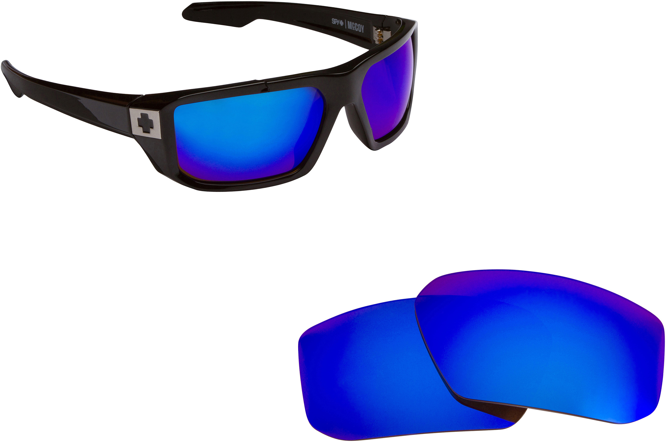 fc905bfb5fa Hielo Replacement Lenses by SEEK OPTICS to fit SPY OPTICS Sunglasses ...