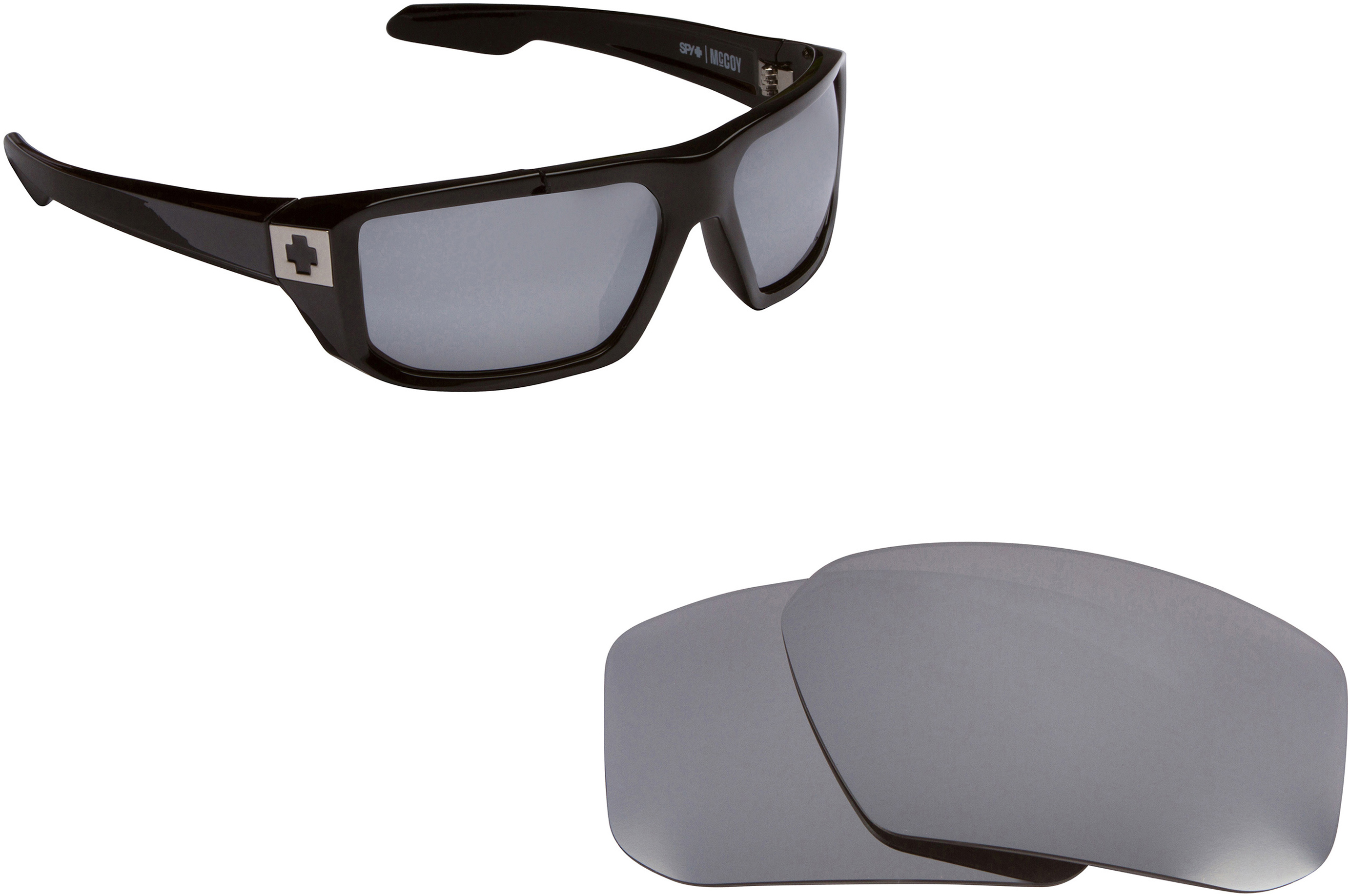 fb7163c8833 McCOY Replacement Lenses by SEEK OPTICS to fit SPY OPTICS Sunglasses ...