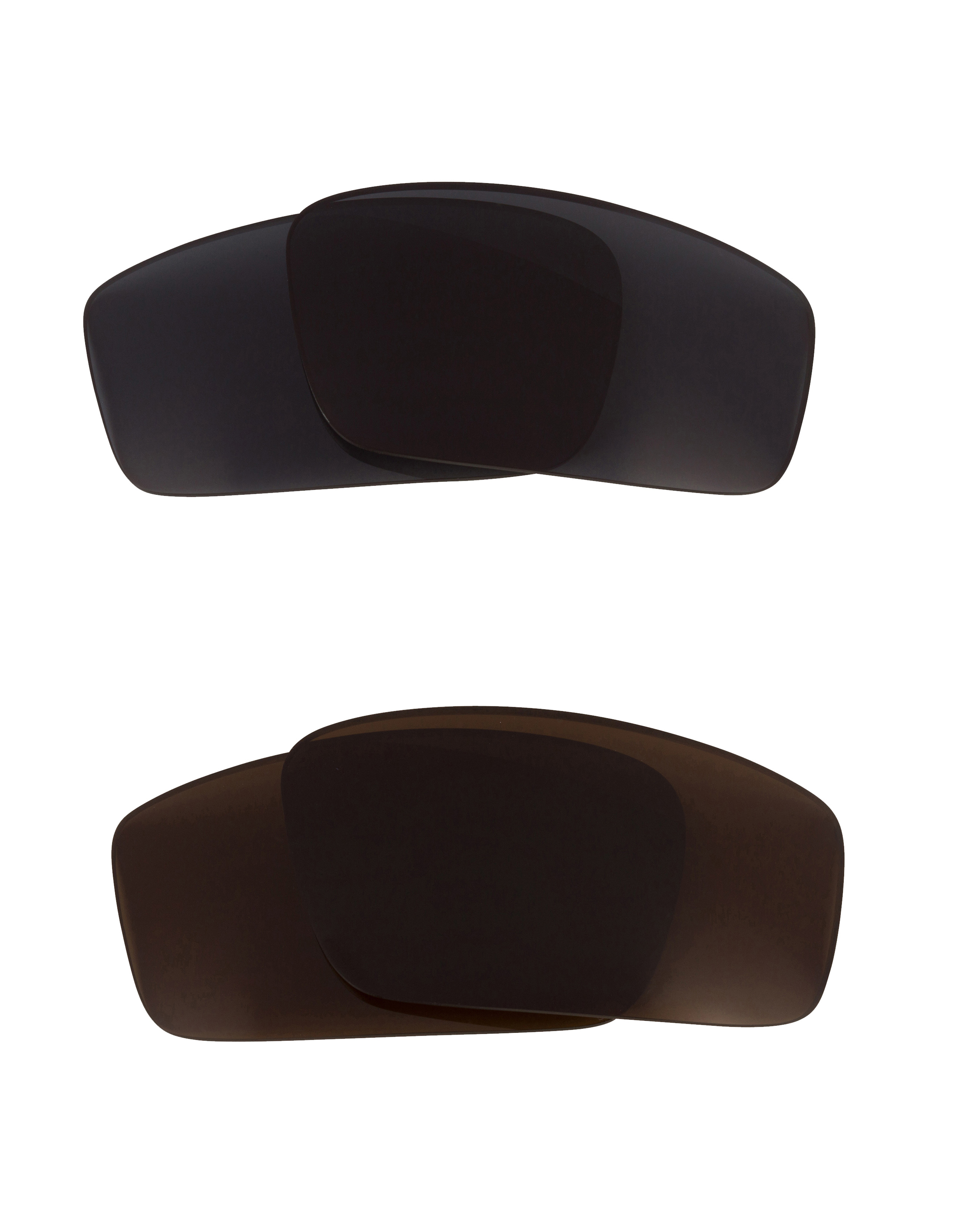 f744f9ba6f3 Square Wire (2006) Replacement Lenses Bronze Brown   Grey by SEEK fits  OAKLEY