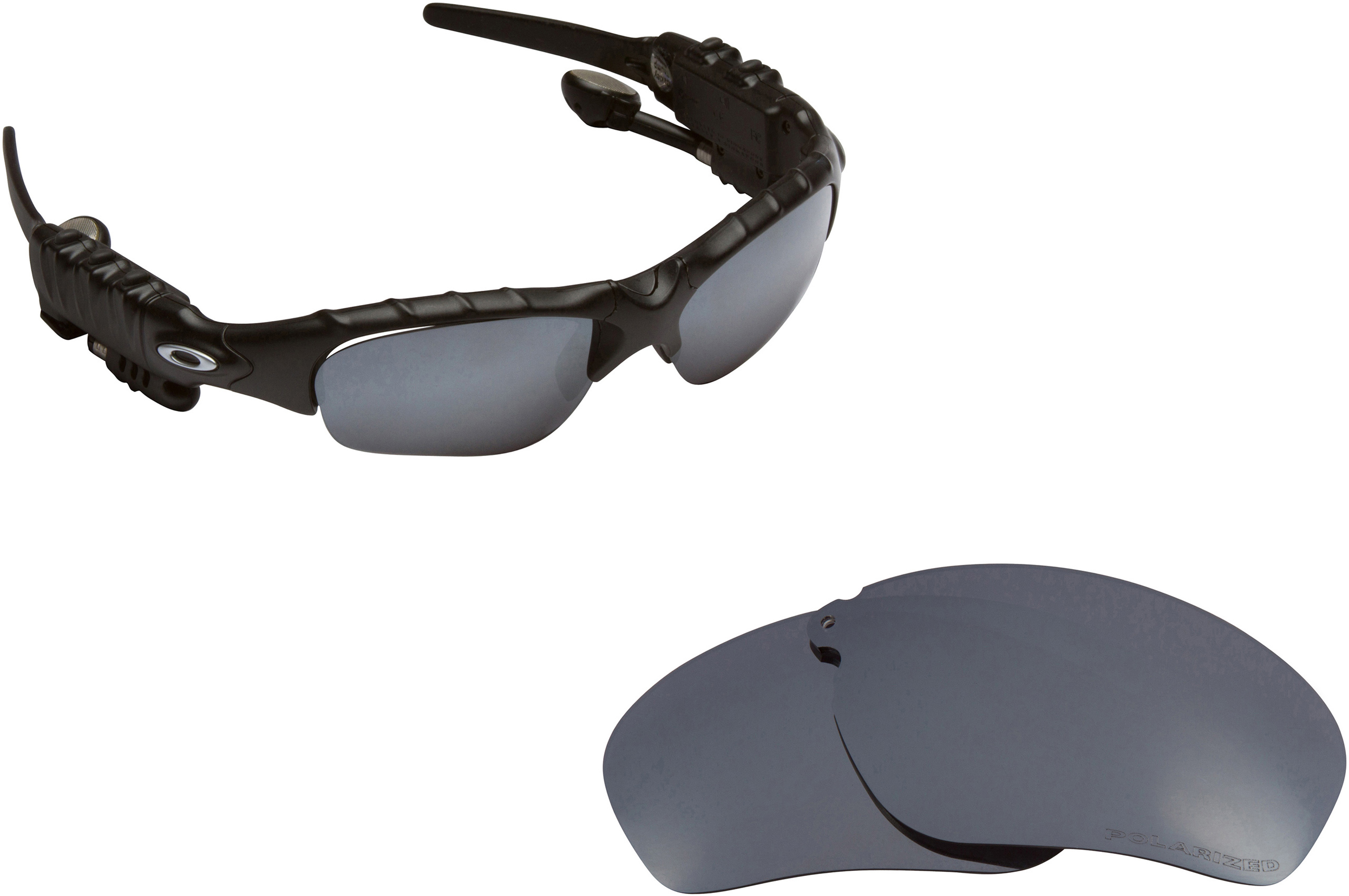 ba598456f6 THUMP Replacement Lenses by SEEK OPTICS to fit OAKLEY Sunglasses