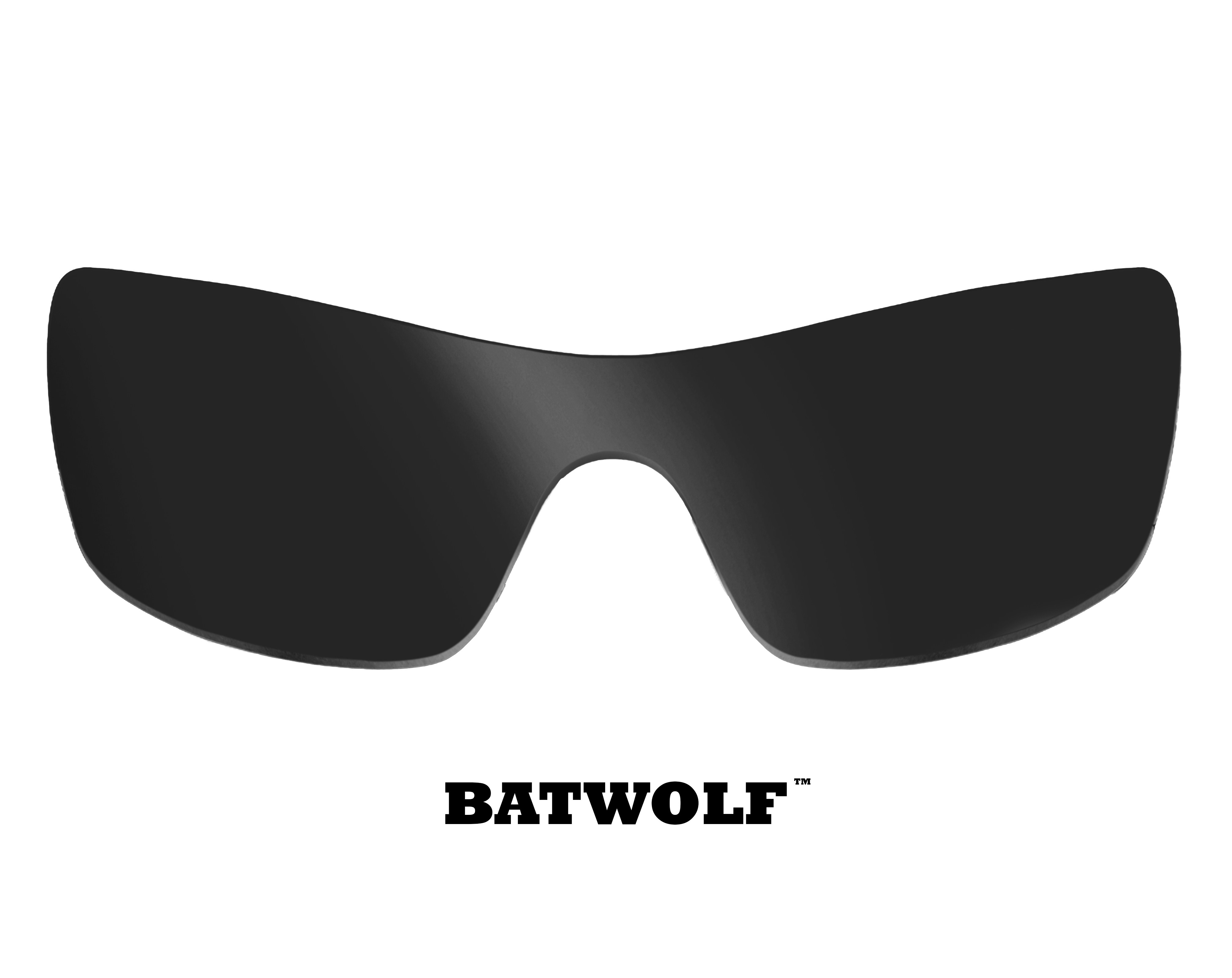 239a184657 BATWOLF Replacement Lenses Advanced Black   Classic Grey by SEEK ...